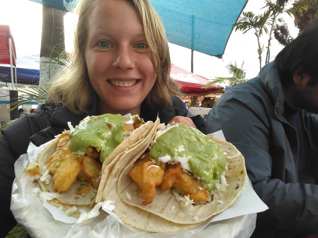 Leckere Fisch Tacos!