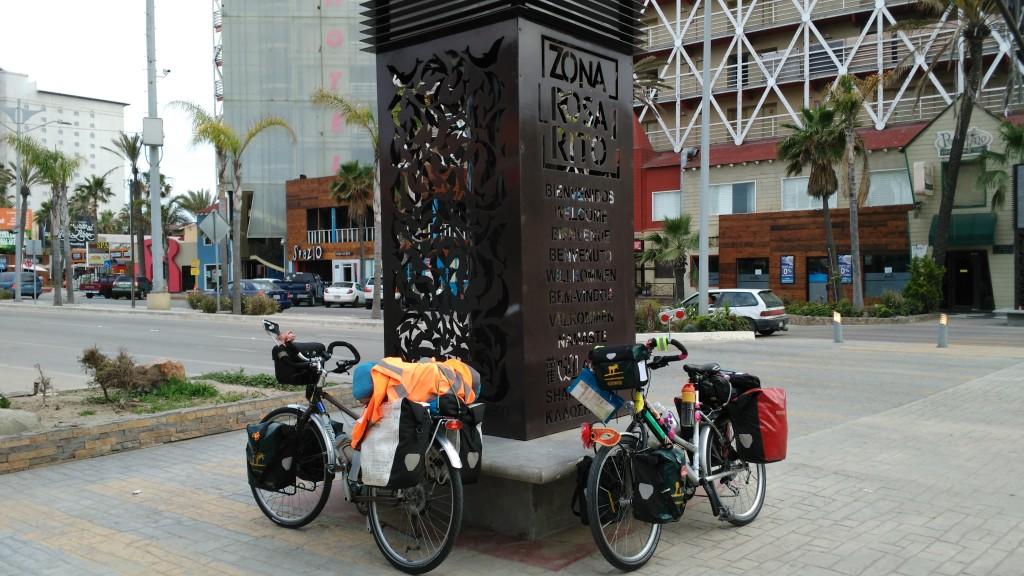 Rosarito by bike