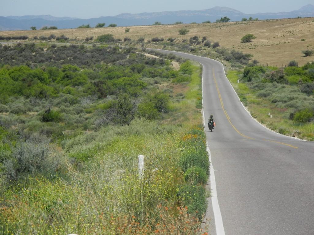 Baja by bike