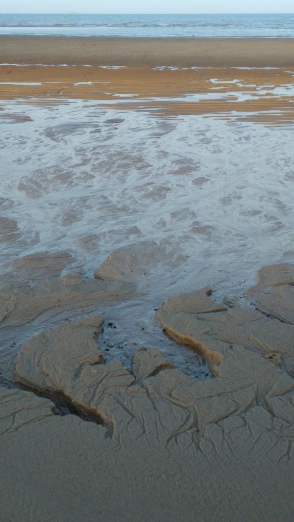 Mudflats of San Felipe