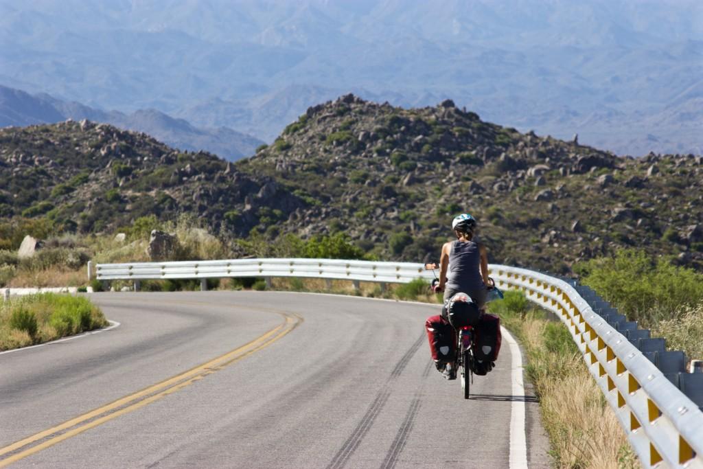 Baja by bicycle