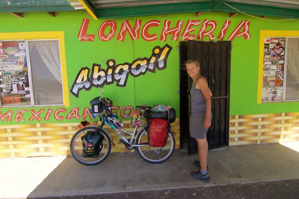 Loncheria Abigail