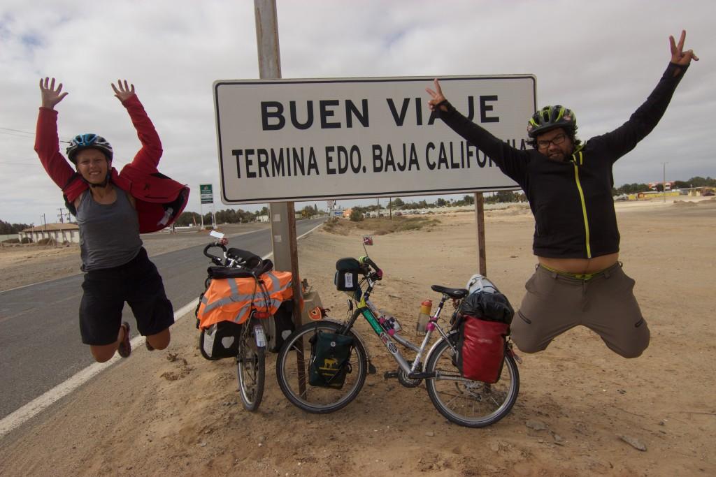 Terminamos la Baja!