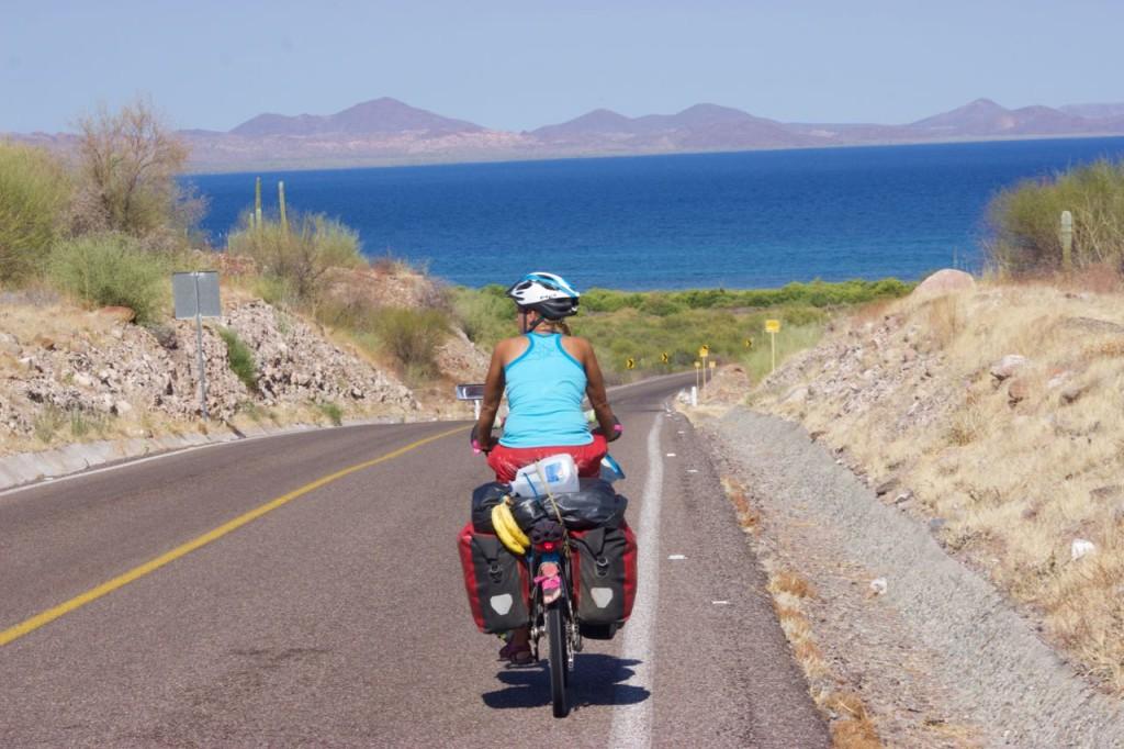 Cycling the Bahía Concepción