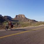 Pedaleando por el Desierto