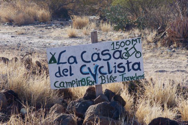 Señales de la Casa Ciclista