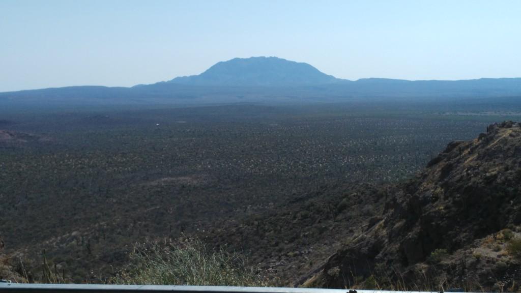 """""""El Infierno"""" in Baja California Sur"""
