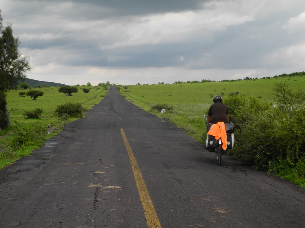 Plateau in Michoacán
