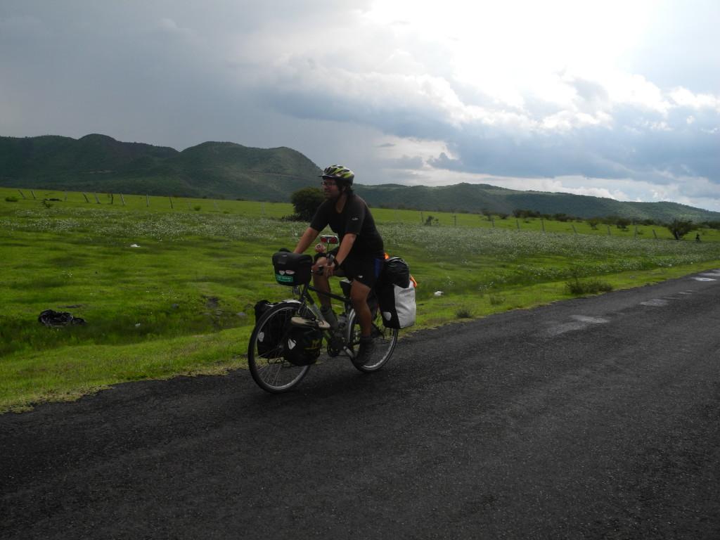 Cycling Michoacán