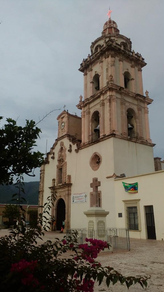 Church of Ixtlán del Río