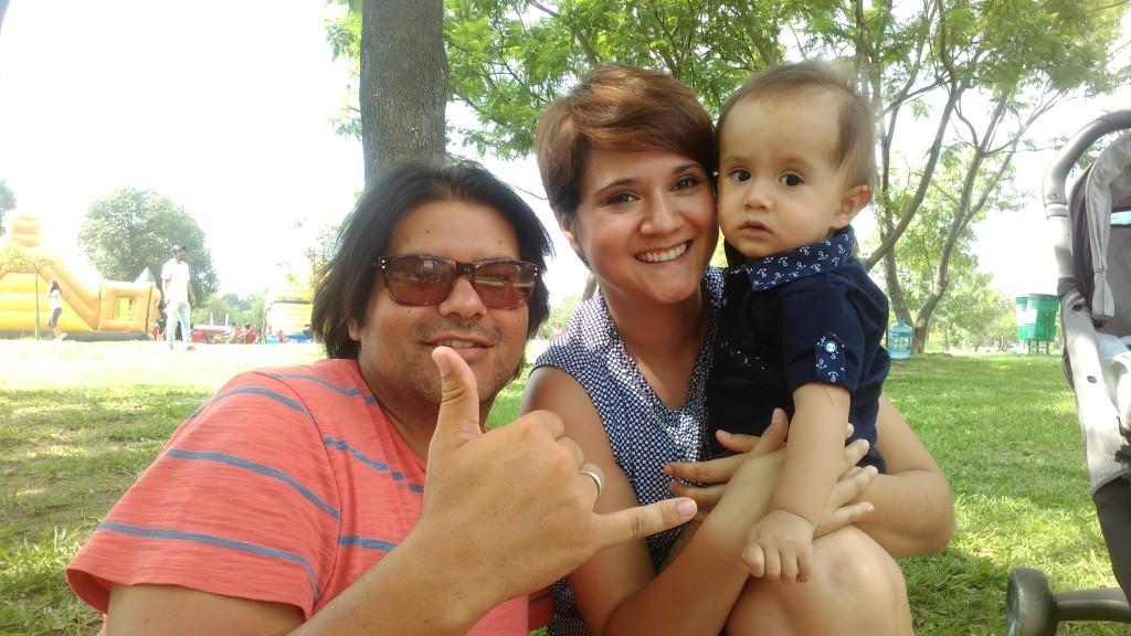 Kin, Joana and Roberto