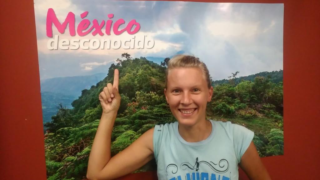 Besuch in der Redaktion von México Desconocido