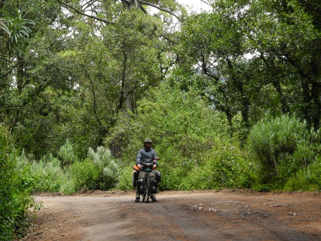 Cycling el Paso de Cortes