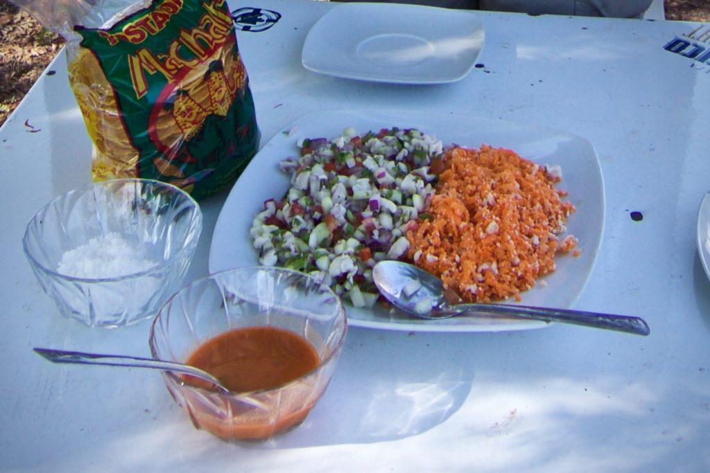 Ceviche!