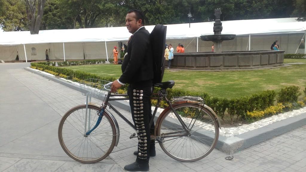 Cycling Mariachi