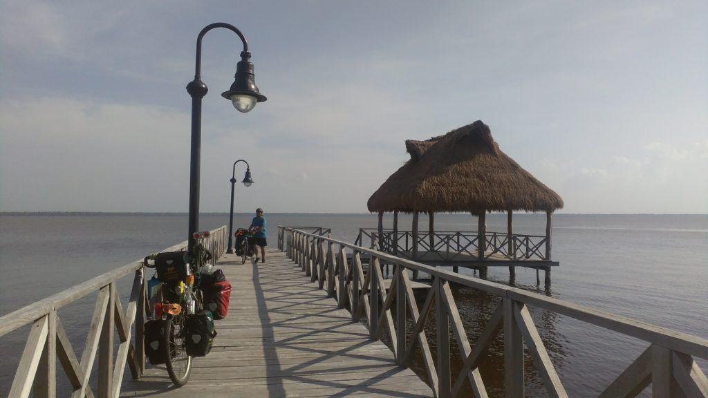 Laguna de terminos, Mexico's biggest lagoon