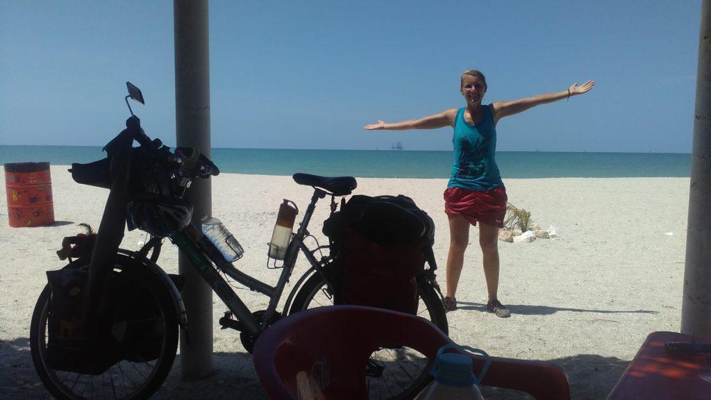 Isla del Carmen beach