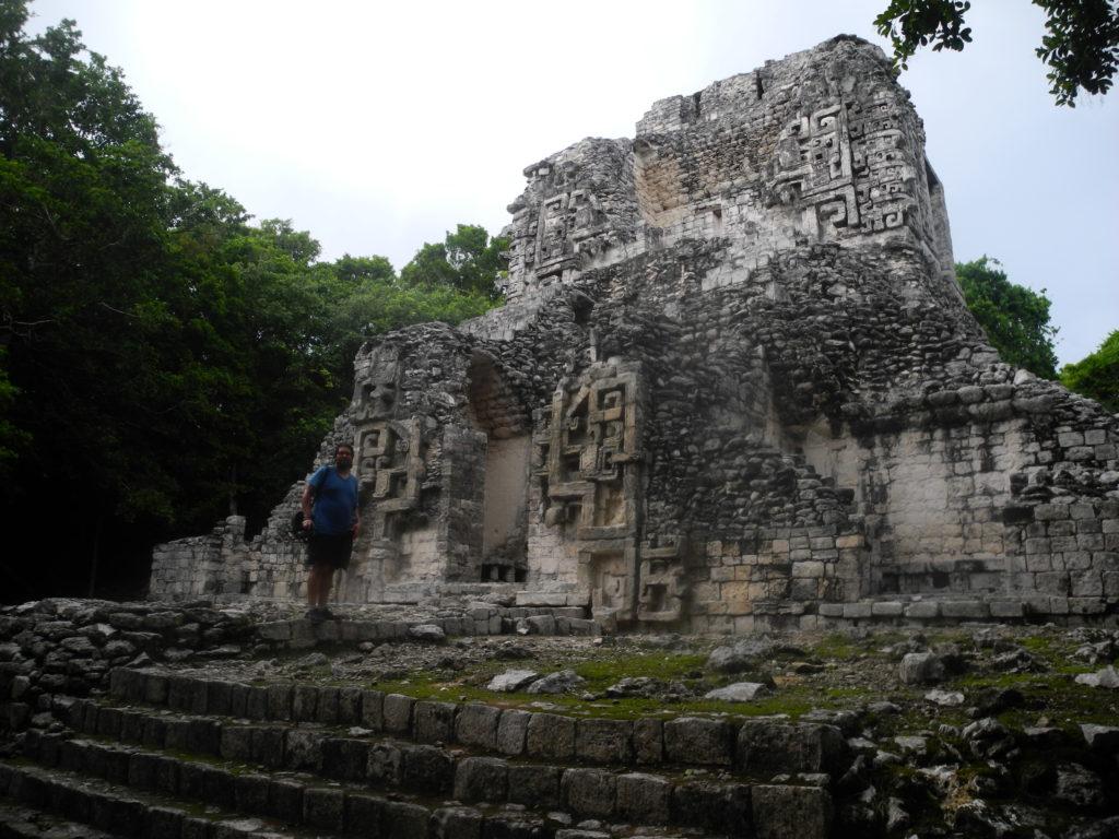 Balamkú Maya Site