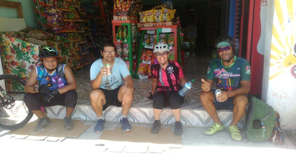 Riders from the Ruta Chichimeca 2016