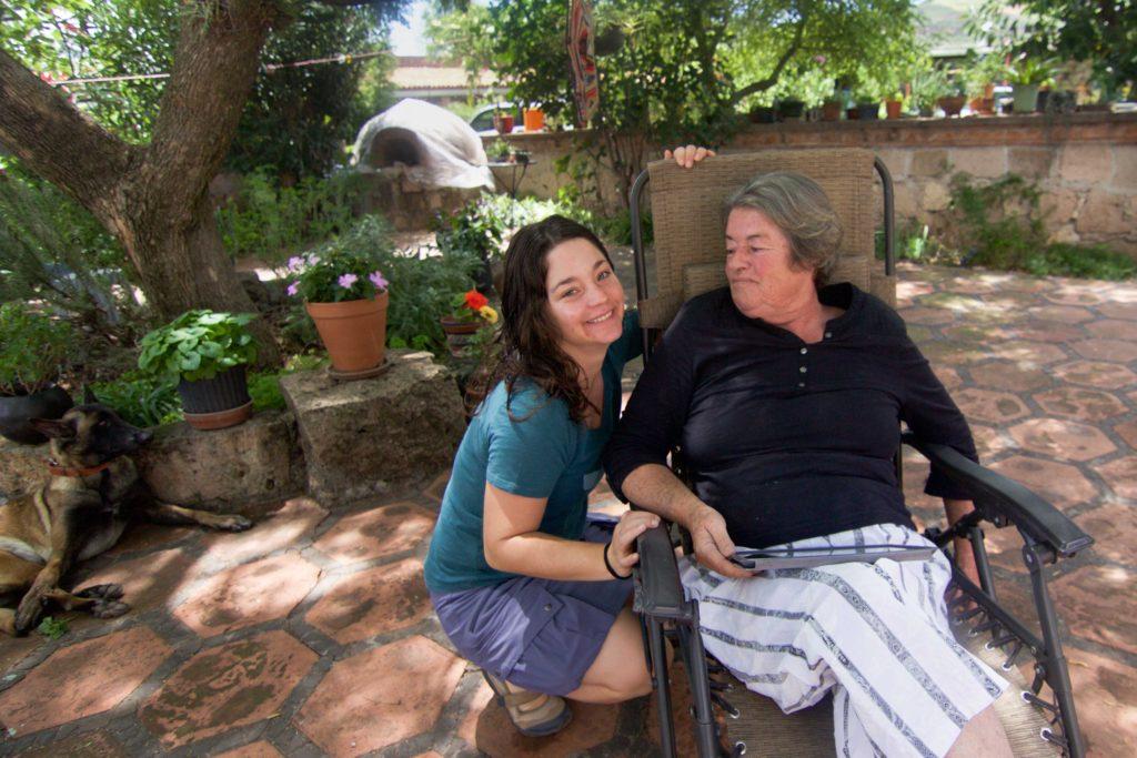 María y Andrea