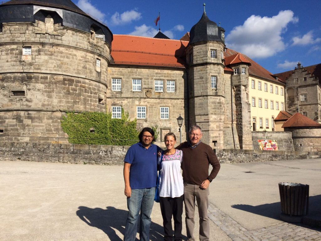 Festung Rosenberg in Kronach