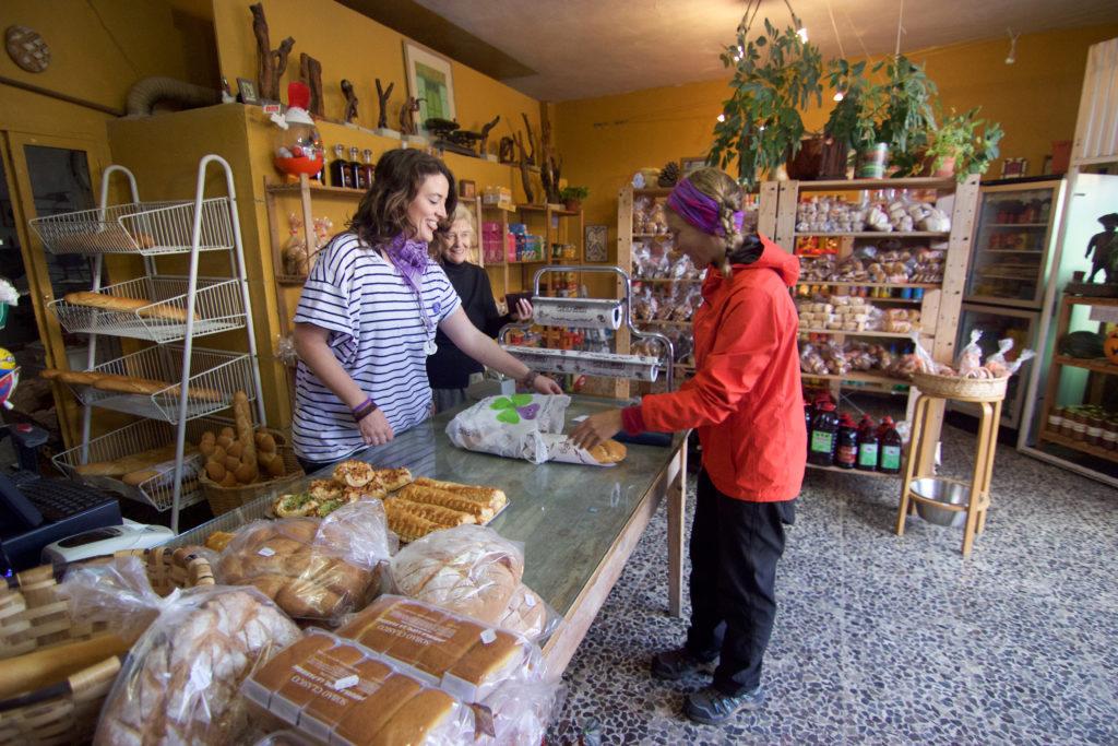 Bakery in Alcolea del Pinar.