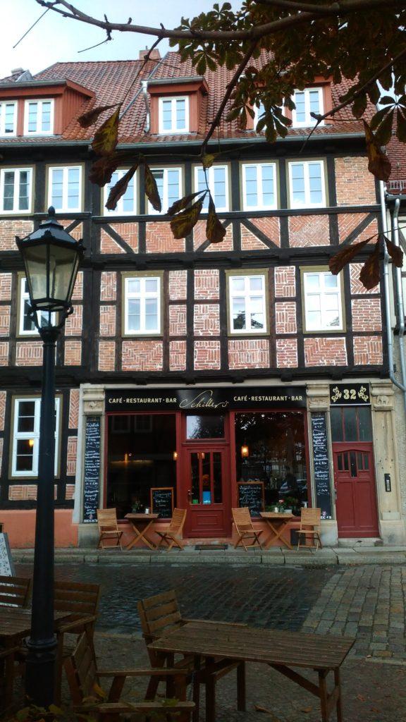 Fachwerkhaus in Sachsen-Anhalt