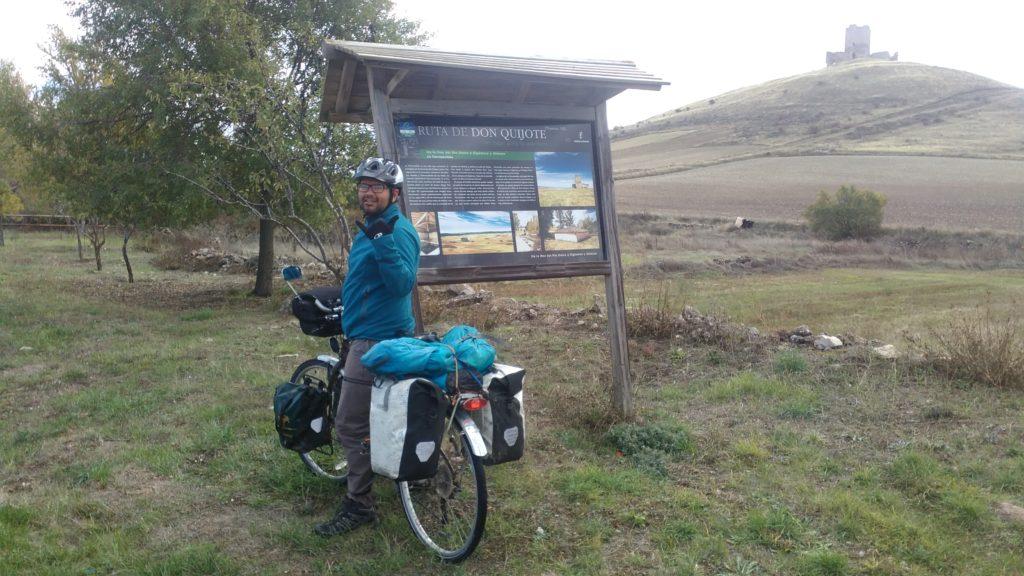 Auf der Ruta Don Quijote
