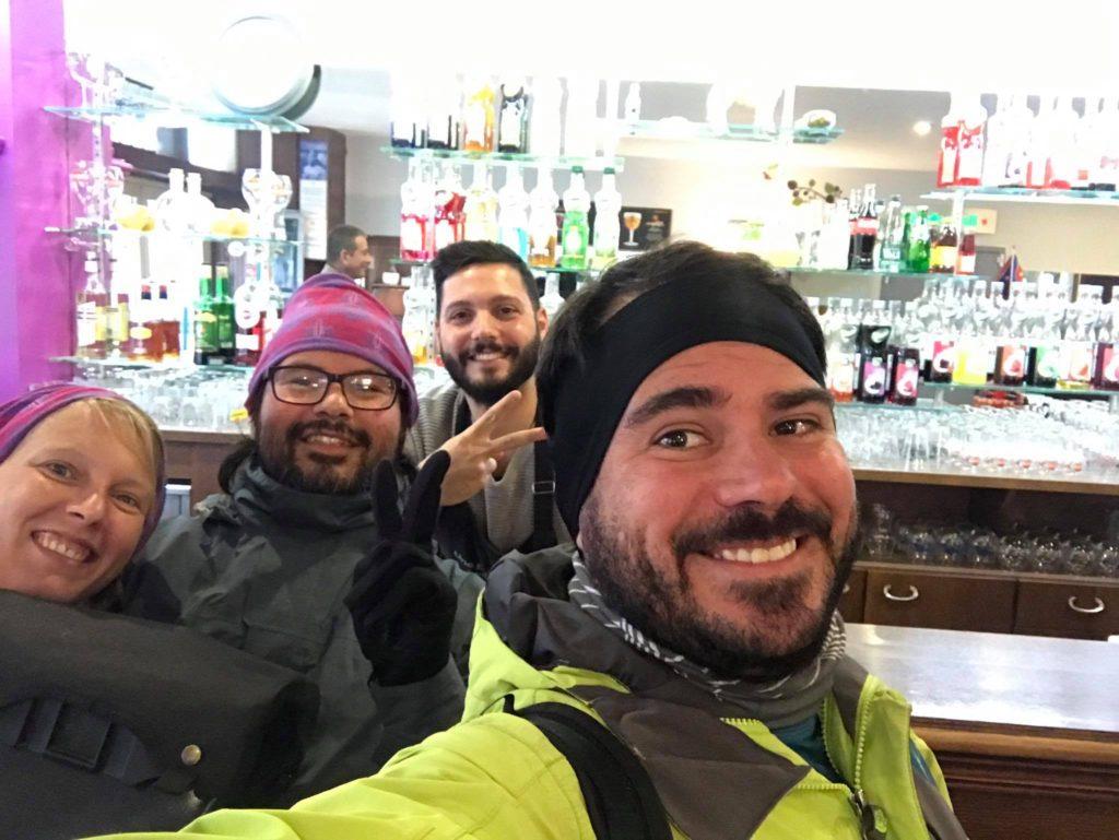 Salvatore, Roberto and Diego