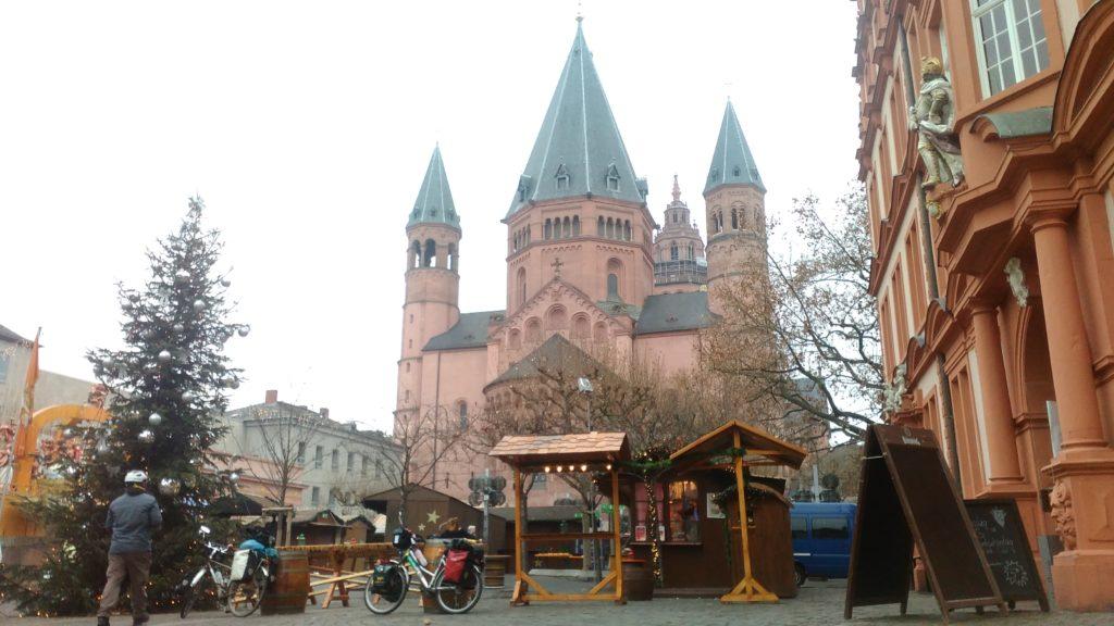 Im Zentrum von Mainz
