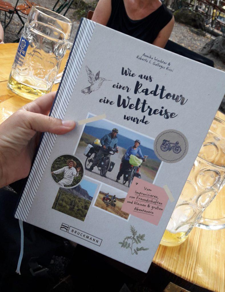 Buchcover von Wie aus einer Radtour eine Weltreise wurde