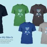 Tasting Travels Tshirt Funding Campaign