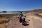 Hidden beach, playa descondida, at Bahía Concepción